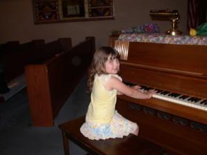 Eliza - Age 6